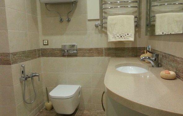 При планировке ванной комнаты