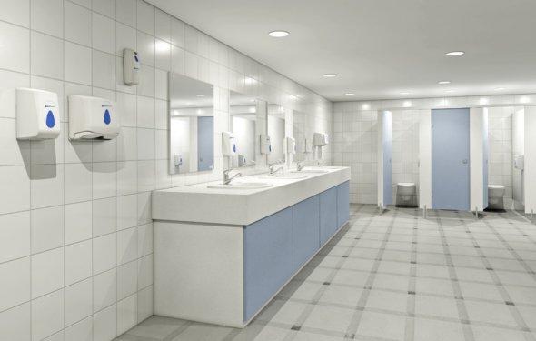 Как и чем оснастить санитарную