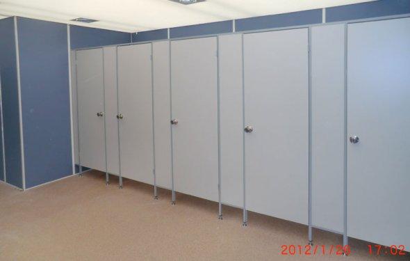 Туалетные перегородки во