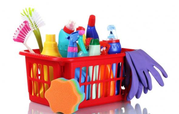 Профессиональные моющие