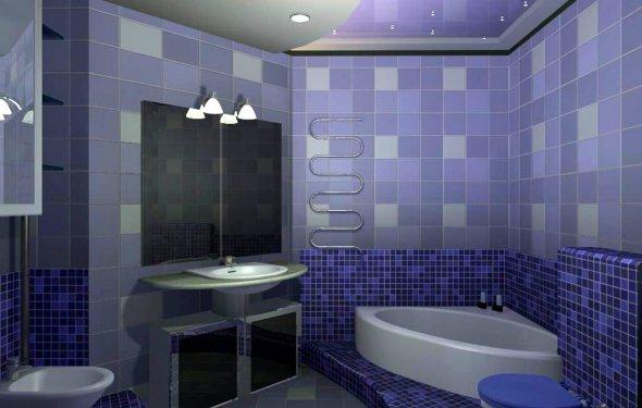 Санузел и ванная под ключ: