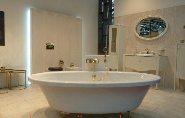 Уборка ванной комнаты и